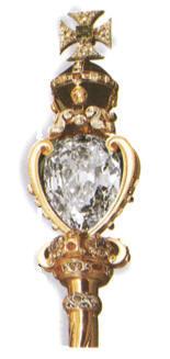 cullinan 2 in the queen's sceptre